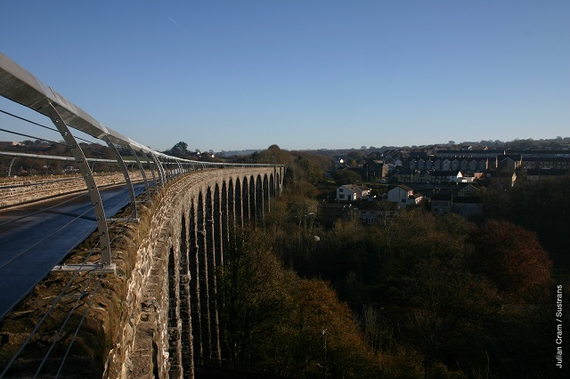 Hengoed Viaduct South Wales Railway Paths Public