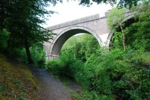 Cann Quarry Viaduct