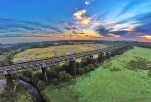 Bennerley Viaduct (photo by Paul Atherley)